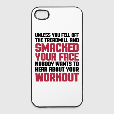 Hear About Your Workout  - Twarde etui na iPhone 4/4s
