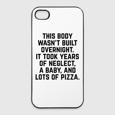 Years Of Neglect Funny Quote - iPhone 4/4s Hard Case