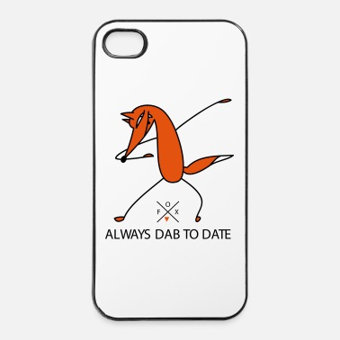Renard Smart Dab (b) - Coque rigide iPhone 4/4s