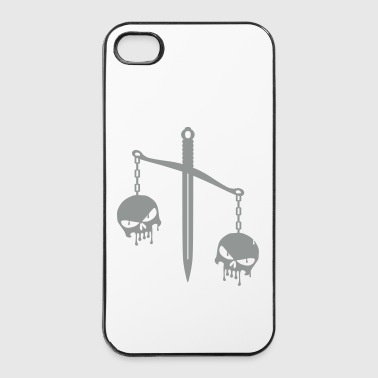 justice glaive - Coque rigide iPhone 4/4s