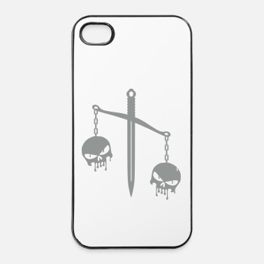 Épée justice glaive - Coque rigide iPhone 4/4s