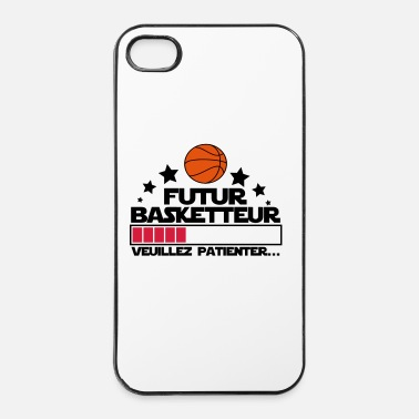 Futur futur basketteur - Coque rigide iPhone 4/4s