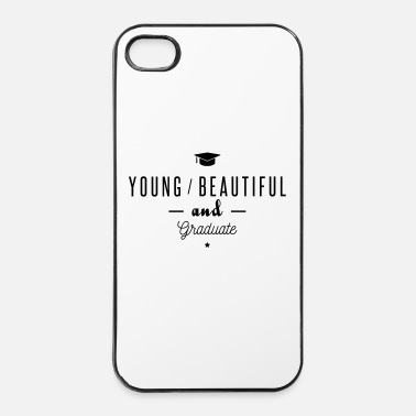 Fêter young and graduate - Coque rigide iPhone 4/4s