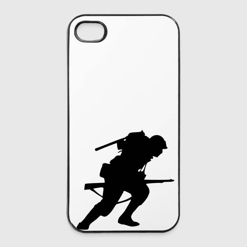 soldat - iPhone 4/4s Hard Case