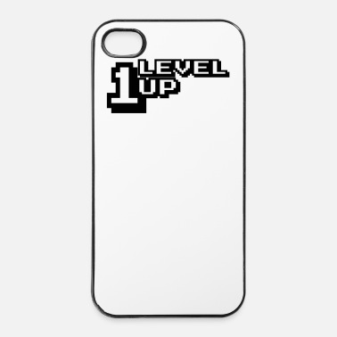 Fillette level up - Coque rigide iPhone 4/4s