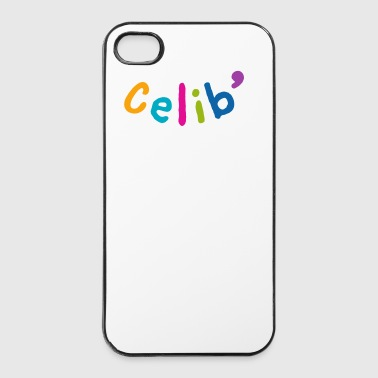 celib' - Coque rigide iPhone 4/4s