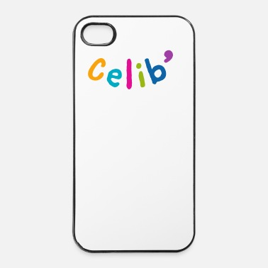 Drague celib' - Coque rigide iPhone 4/4s
