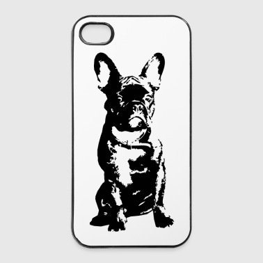 French Bully - iPhone 4/4s Hard Case