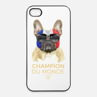 Champion Champion du monde - France - Coque rigide iPhone 4/4s