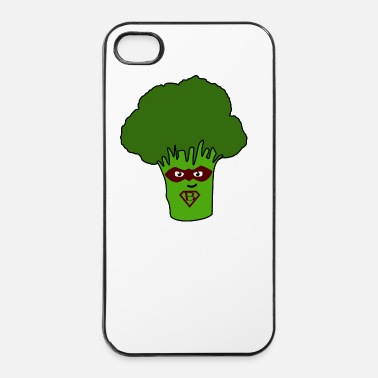 Super super brocolli - iPhone 4 & 4s Hülle