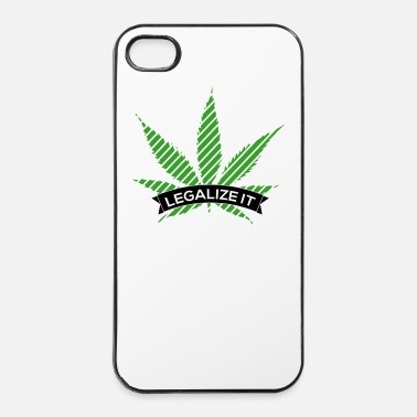 Amsterdam Legalize It - iPhone 4 & 4s Hülle