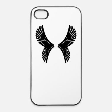Vleugel vleugels - iPhone 4/4s hard case
