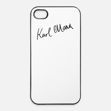 Communisme Karl Marx - Coque rigide iPhone 4/4s