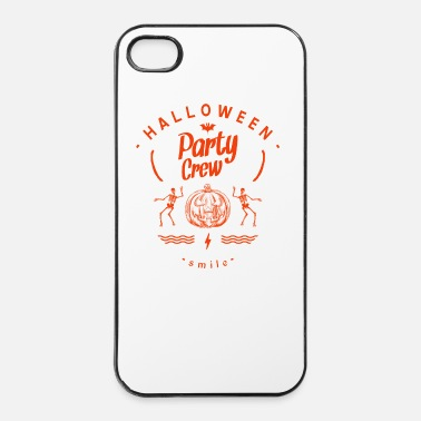Party party crew - Custodia rigida per iPhone 4/4s