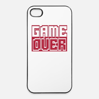 Game Over game over II - Coque rigide iPhone 4/4s