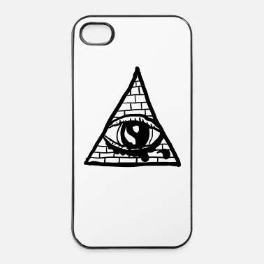 All Seeing Eye ALL SEEING EYE - iPhone 4 & 4s Case