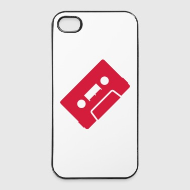 Cassette - Coque rigide iPhone 4/4s