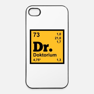 Idee Dokter - iPhone 4/4s hard case