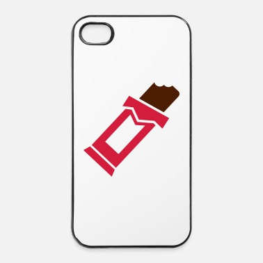 Bar Chocoladereep - iPhone 4/4s hard case
