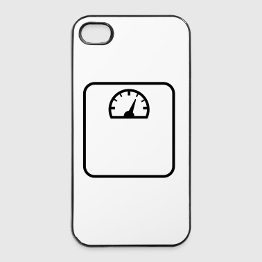 Weegschaal - iPhone 4/4s hard case