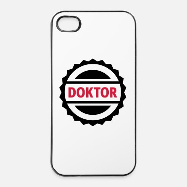 Emblema Doctor - Carcasa iPhone 4/4s