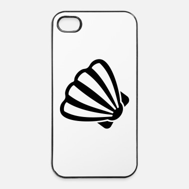 Coquillage Coquillage - Coque rigide iPhone 4/4s