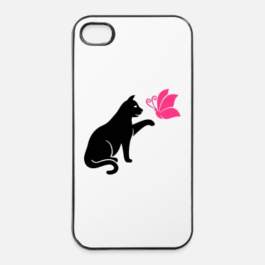 Spelen Kat - iPhone 4/4s hard case
