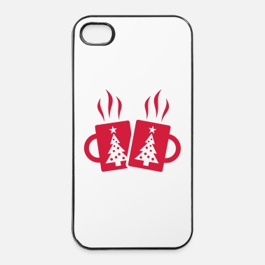 Punch Kerstmarkt - iPhone 4/4s hard case