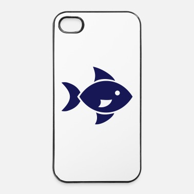 Poison Poisson - Coque rigide iPhone 4/4s