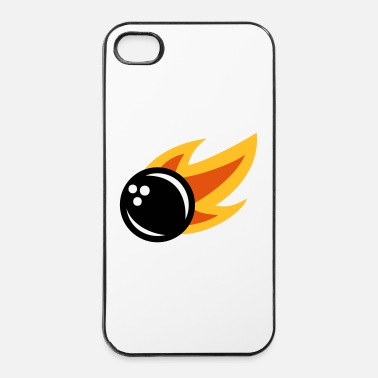 Palla Bowling - Custodia rigida per iPhone 4/4s
