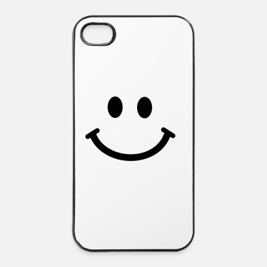 Hippie Happy Smiley Face - iPhone 4 & 4s Case