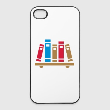 Boeken - iPhone 4/4s hard case
