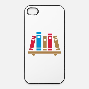Leggere Libro - Custodia rigida per iPhone 4/4s
