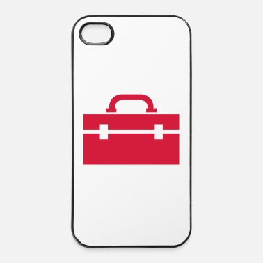 Tool Tools - iPhone 4/4s Hard Case
