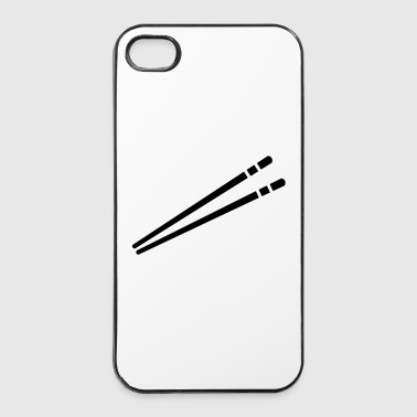 Baguettes  - Coque rigide iPhone 4/4s