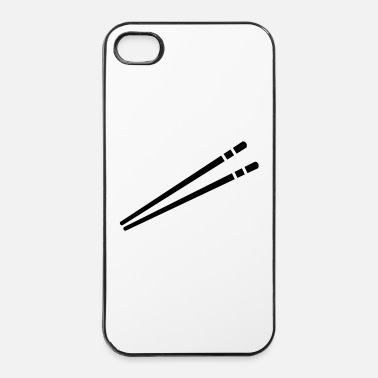 Aziatisch Eetstokjes  - iPhone 4/4s hard case