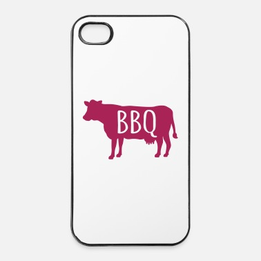 Roi Du Barbecue Barbecue - Coque rigide iPhone 4/4s