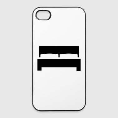 Bed Bed - iPhone 4/4s Hard Case