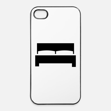 Pigro Letto - Custodia rigida per iPhone 4/4s