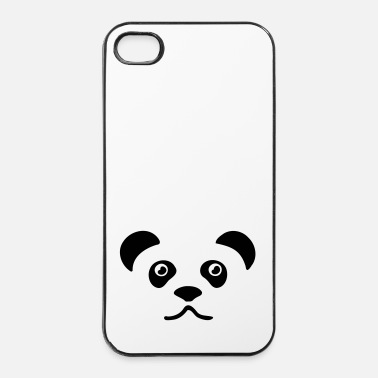 Change Panda Face - iPhone 4 & 4s Case