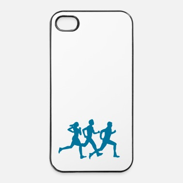 Workout runners - iPhone 4/4s hard case