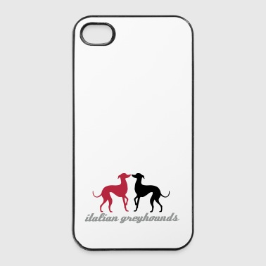 Italian Greyhound - iPhone 4/4s Hard Case