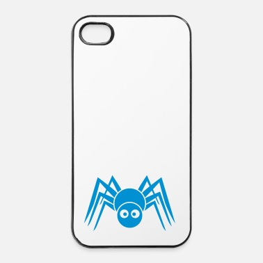 Vampire spider 1c friendly - Custodia rigida per iPhone 4/4s