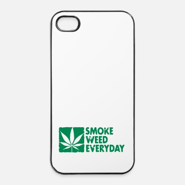 Trance smoke weed everyday boxed - Coque rigide iPhone 4/4s