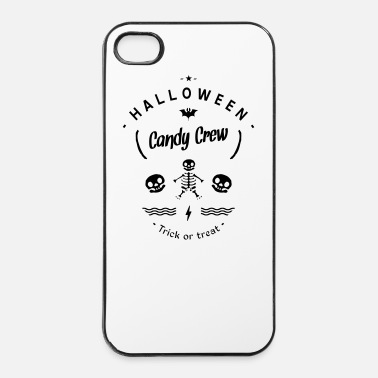 Trick Or Treat candy crew - Coque rigide iPhone 4/4s