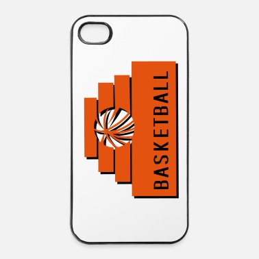 Sports basket-basketball-sport - Coque rigide iPhone 4/4s