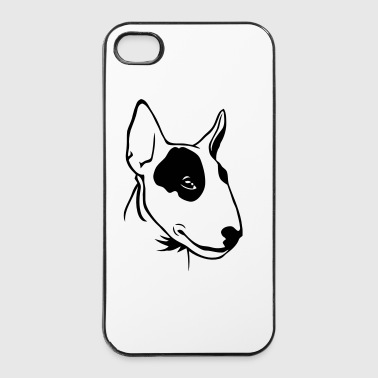 Bull Terrier - Coque rigide iPhone 4/4s