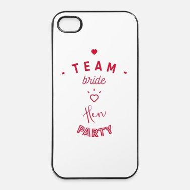 Groom Team bride hen party - iPhone 4 & 4s Case