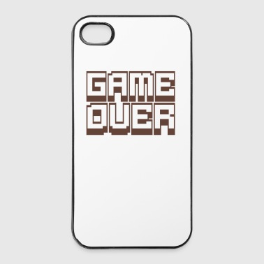 game over - Coque rigide iPhone 4/4s