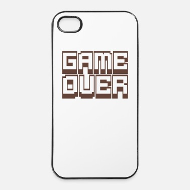 Game Over game over - Coque rigide iPhone 4/4s